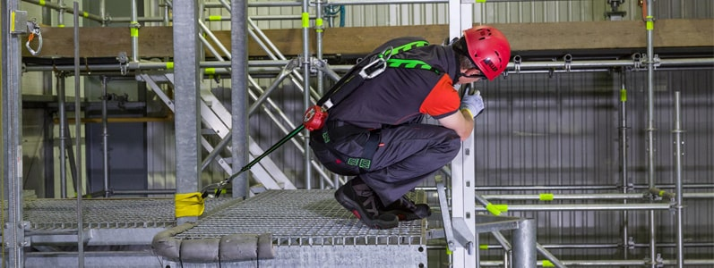 The Height of Safety: Industrial Fall Protection