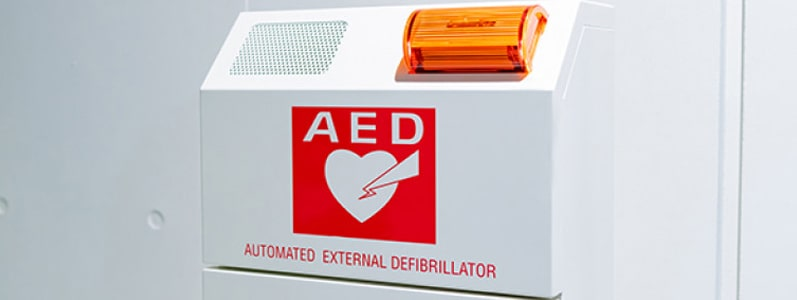 Automated External Defibrillators in the Workplace