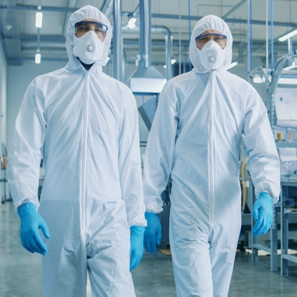 Cleanroom PPE and Supplies